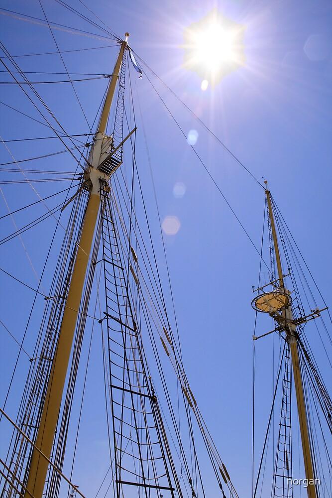 sun mast by norgan