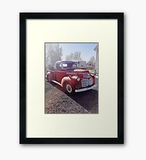 Jimmy Boy Framed Print