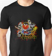 Elmo Shotgun Unisex T-Shirt
