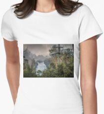 Tahune Air Walk Tasmania Women's Fitted T-Shirt