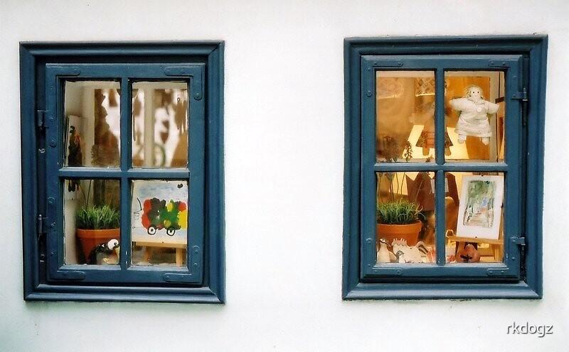 windows by rkdogz