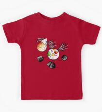 Colorful Horse Kids Tee