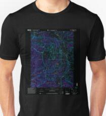 USGS TOPO Map Colorado CO Mount Zirkel 233908 2000 24000 Inverted T-Shirt