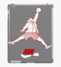 Air Lebowski iPad Case/Skin