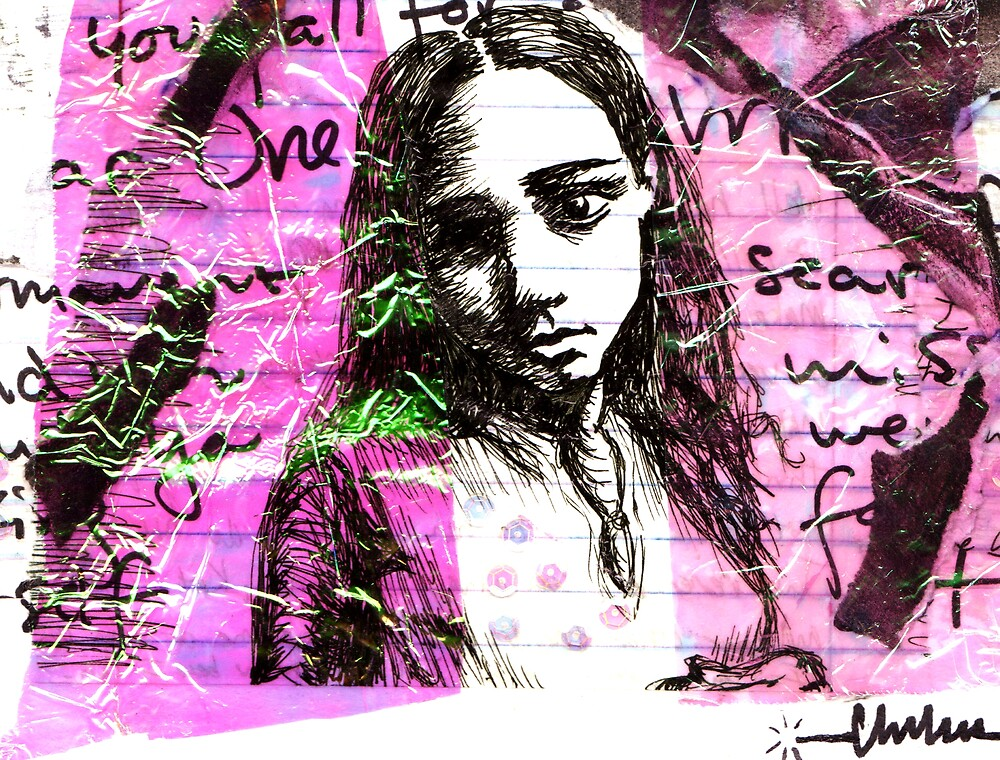 Contemplation by Chelsea Kerwath