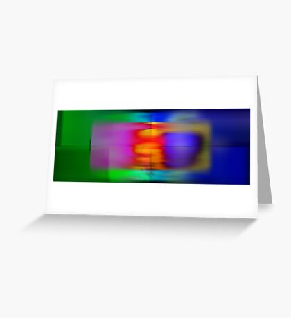 Passion With Passion Greeting Card