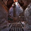 The Cell of a Penitent Man by Debra Fedchin