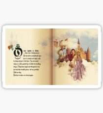 Fairytale Love  Sticker