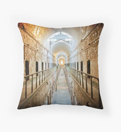 Crowded House Throw Pillow