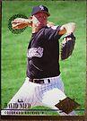 267 - David Nied by Foob's Baseball Cards