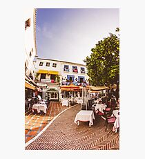 Marbella, Spain Photographic Print