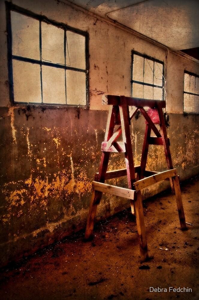 In the Dairy Barn # 2 by Debra Fedchin