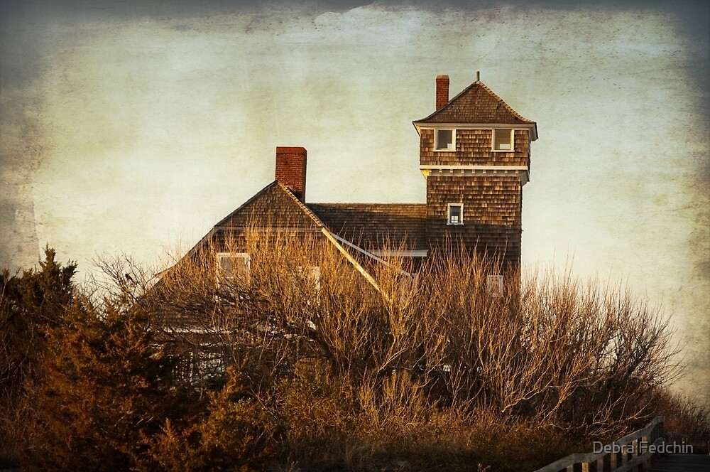 Environmental Center on Sandy Hook by Debra Fedchin