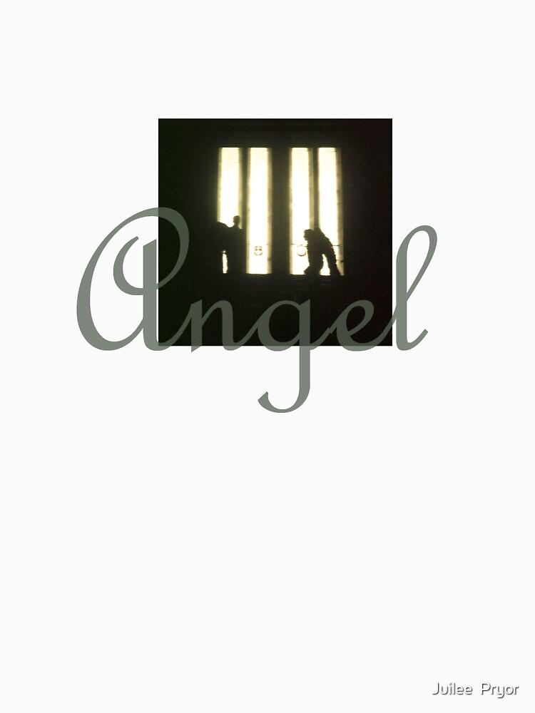 angel tee by JuileeP