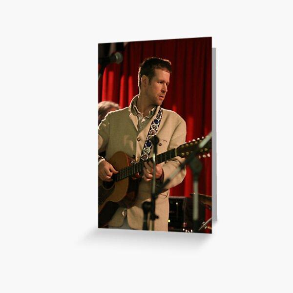 Liam O'Maonlai / Hothouse Flowers Greeting Card