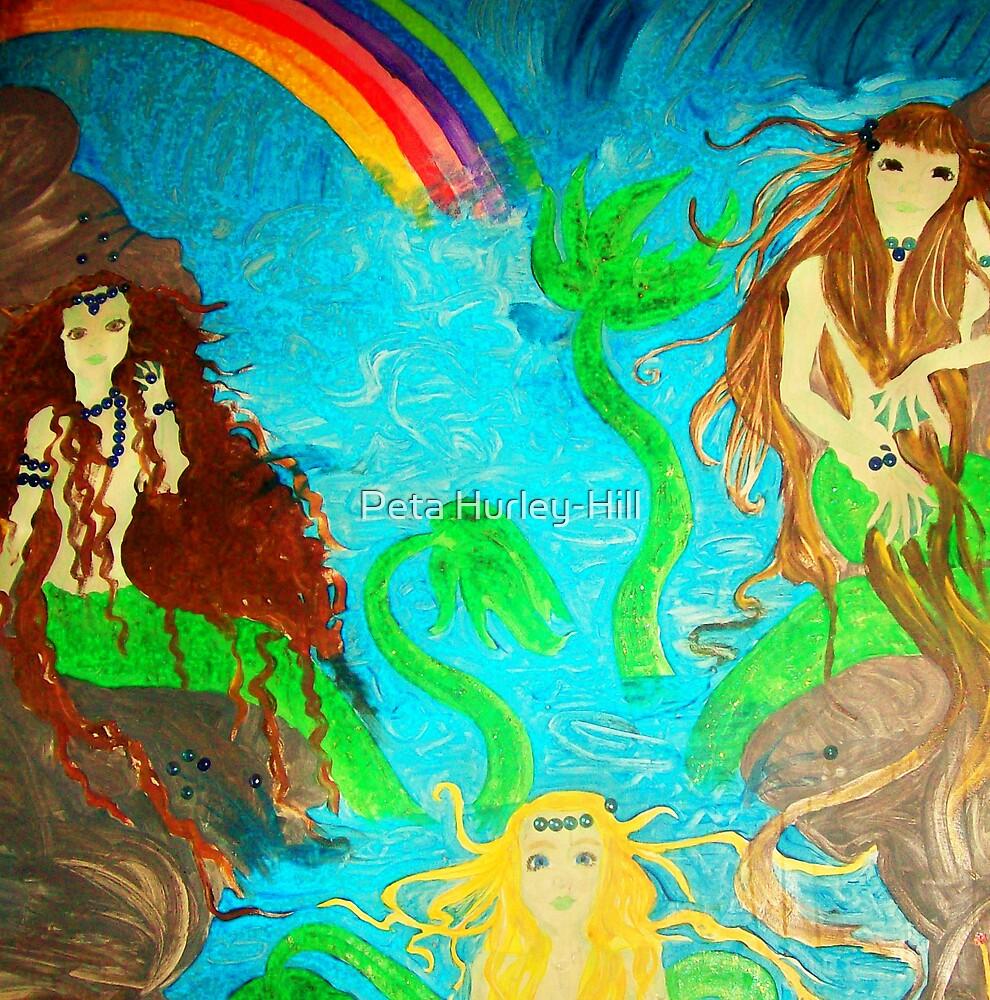 mermaids by Peta Hurley-Hill
