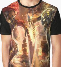 Katarina VS Master Yi Graphic T-Shirt