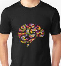 ARTSHIRT WITH ITS OWN BRAINS Unisex T-Shirt