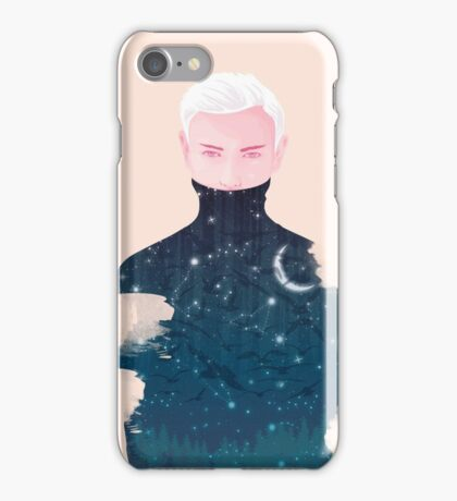 UNIVERSE OF YOU iPhone Case/Skin