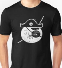 It's Pirates All The Way Down Unisex T-Shirt