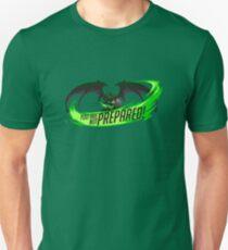 "Illidan ""You are not Prepared!"" Unisex T-Shirt"