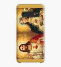 Virgin Mary and Jesus Immaculate Heart Religion Catholic Case/Skin for Samsung Galaxy