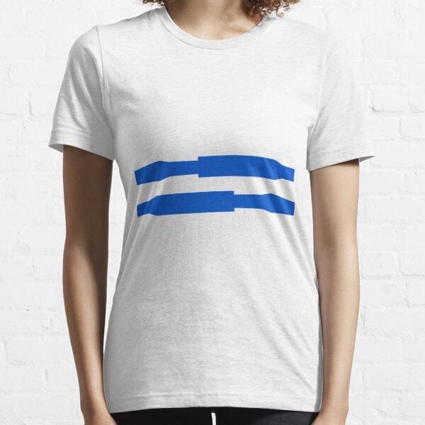 Robot stripes Essential T-Shirt