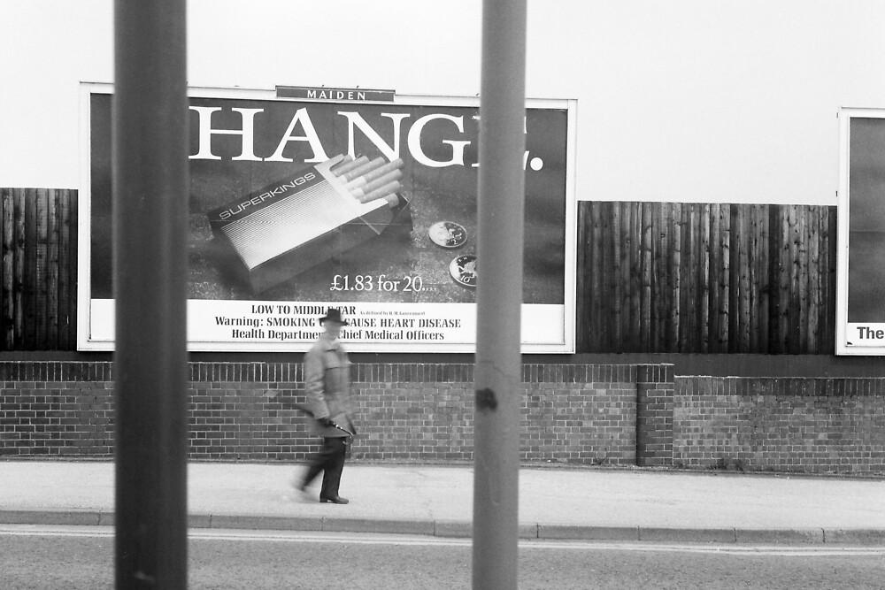 Hang by Paddy