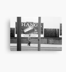 Hang Canvas Print