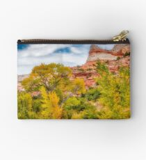 Autumn in the Escalante Valley Studio Pouch
