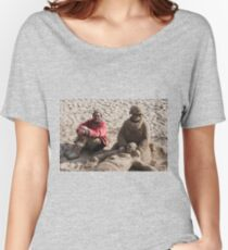 Homeless Veteran's Art Women's Relaxed Fit T-Shirt