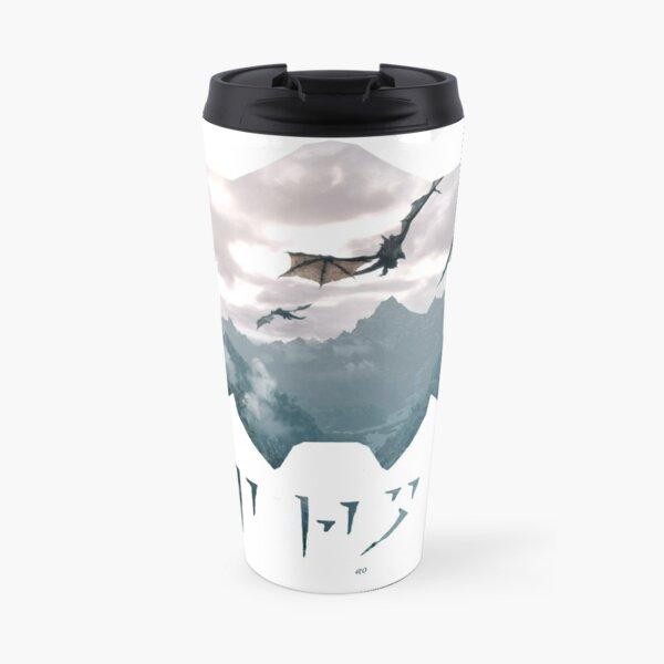 Skyrim: Helmet Travel Mug