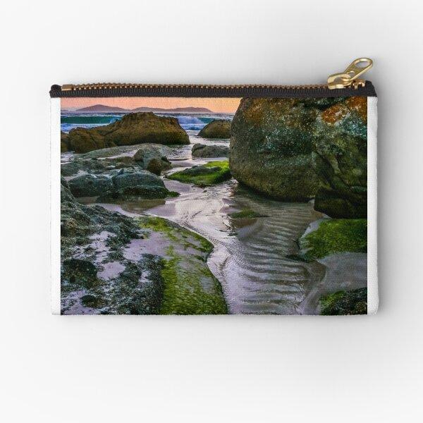 Squeaky Beach (Wilson's Promontory) Australia Zipper Pouch