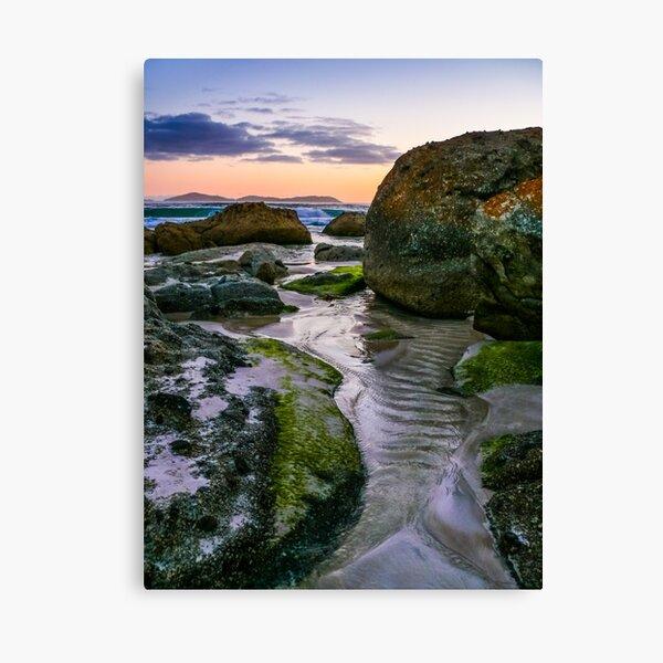 Squeaky Beach (Wilson's Promontory) Australia Canvas Print