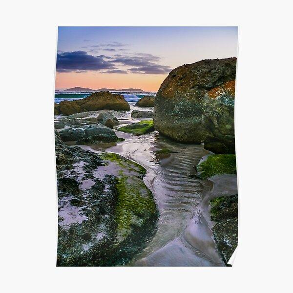 Squeaky Beach (Wilson's Promontory) Australia Poster