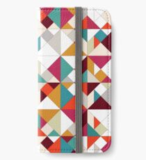 tangram geo iPhone Wallet/Case/Skin