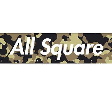 All Square Clothing - C U L T U R E by ethancs6