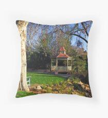 Wagga Wagga Botanic Gardens Throw Pillow