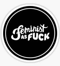 Girl Power ASF Sticker
