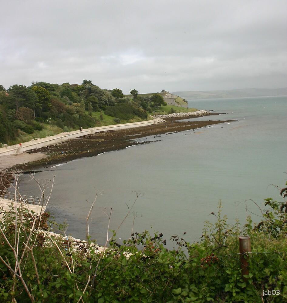 A beach near Weymouth by jab03