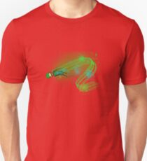 The Green Missile Unisex T-Shirt