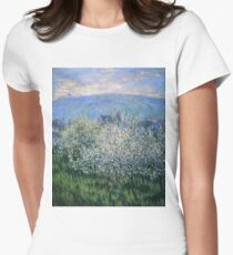 Claude Monet - Plums Blossom T-Shirt