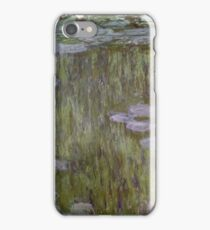 Claude Monet - Nympheas At Giverny iPhone Case/Skin