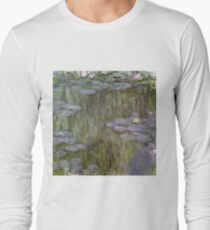 Claude Monet - Nympheas At Giverny T-Shirt