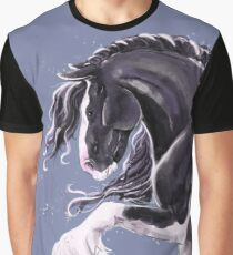 Gypsy cob horse  Graphic T-Shirt