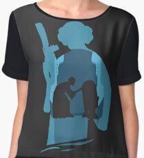 Princess Leia Women's Chiffon Top
