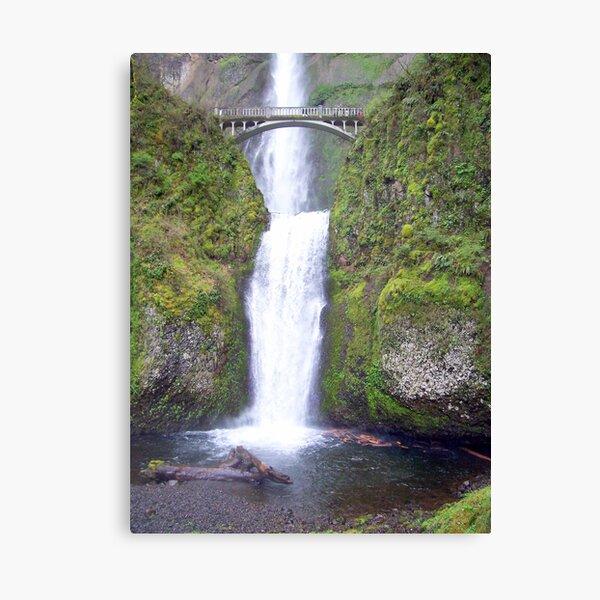 Multnomah Falls II Canvas Print
