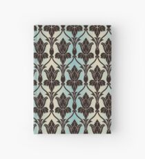 221B Baker St Wallpaper Hardcover Journal