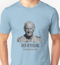 Thor Heyerdahl T-Shirt