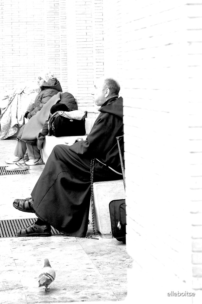 the pilgrimage by elleboitse